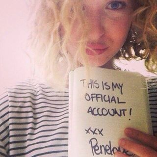 Photo of a Penelope Mitchell