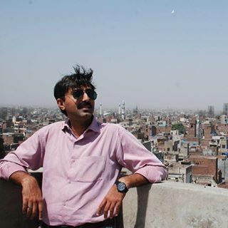 Photo of a Usman Qureshi