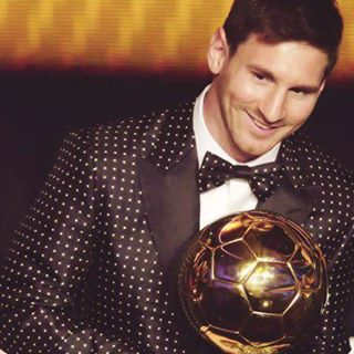 Photo of a Lionel Messi