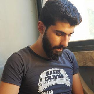 Photo of a Hisham Ayoub