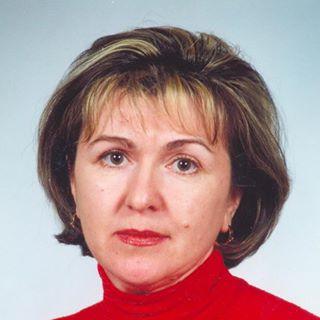 Photo of a Vera Polyakova