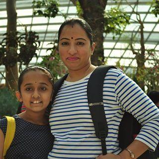 Photo of a Deepa Ramakrishnan